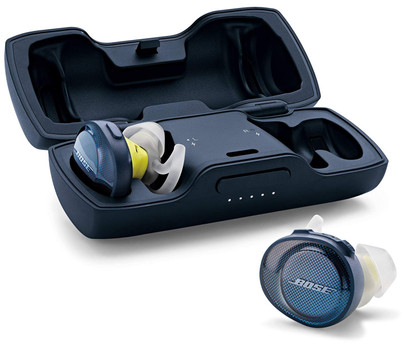 Bose SoundSport Free Wireless bleu