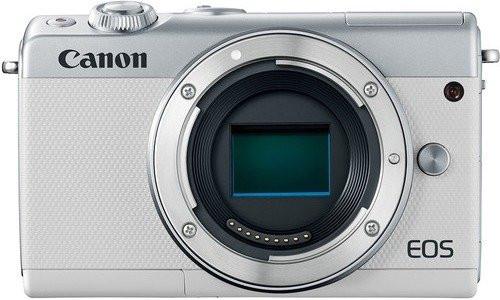 Canon EOS M100 body bianco