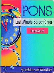 PONS Last Minute Sprachführer, Französisch