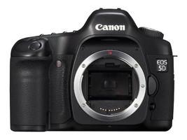 Canon EOS 5D Cuerpo negro