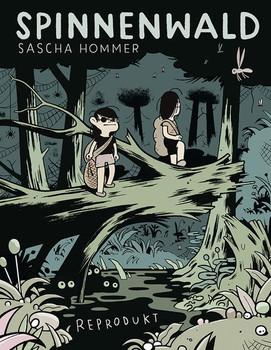 Spinnenwald - Sascha Hommer  [Taschenbuch]
