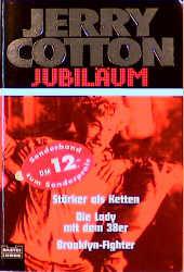 Jerry Cotton, Stärker als Ketten - Jerry Cotton