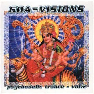 Various - Goa Visions Vol.2