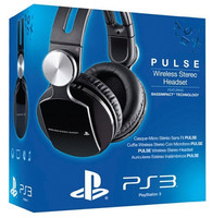 PlayStation 3 draadloze stereo headset Pulse