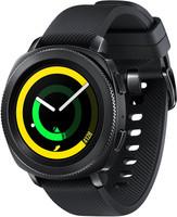 Samsung Gear Sport 30,2mm nero con cinturino in silicone nero