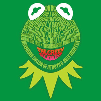Various - Muppets: the Green Album