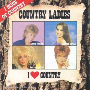 Compilation - I Love Country Ladies