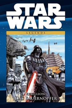 Star Wars Comic-Kollektion. Bd. 67: Rebellion: Das Bauernopfer - Michel Lacombe  [Gebundene Ausgabe]