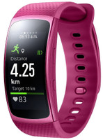 Samsung Gear Fit2 (taille L) rose
