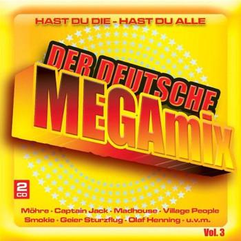 Various - Der Deutsche Megamix Vol.2