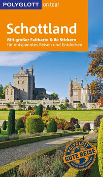 POLYGLOTT on tour Reiseführer Schottland - Thomas Rudolf [Taschenbuch]