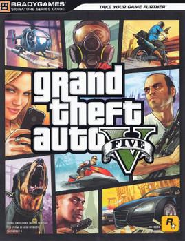 Grand Theft Auto V - Signature Series Guide [Taschenbuch]