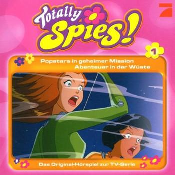 Totally Spies - (1) Popstars in Geheimer Missi
