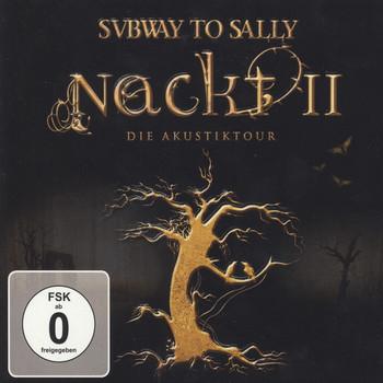 Subway to Sally - Nackt II (CD + DVD)