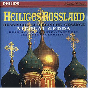 Gedda - Heiliges Russland