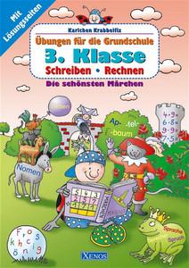 Karlchen Krabbelfix 3 Klasse Die Schönsten Märchen übungen Für