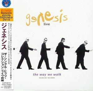 Genesis - Live-the Way We Walk Vol.1
