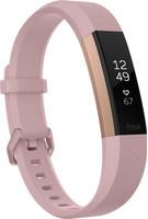 Fitbit Alta HR Pequeño rosa delicado