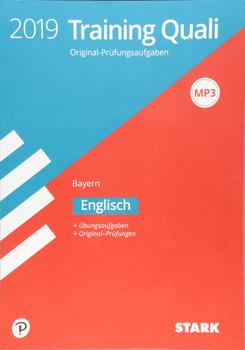 Training Abschlussprüfung Quali Mittelschule - Englisch 9. Klasse - Bayern [Taschenbuch]