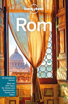 Lonely Planet Reiseführer Rom - Duncan Garwood  [Taschenbuch]