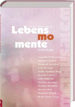 Lebensmomente. Literarische Anthologie - Elisabeth Steinfeld  [Gebundene Ausgabe]