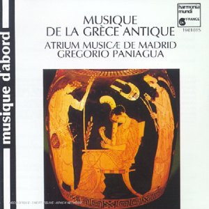 Various [Harmonia Mundi] - Music of Ancient Greece
