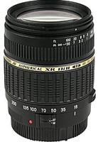 Tamron AF 18-200 mm F3.5-6.3 ASL Di IF LD XR II Macro 62 mm filter (geschikt voor Pentax K) zwart