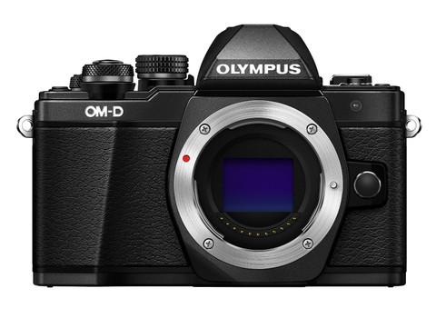 Olympus OM-D E-M10 Mark II body zwart