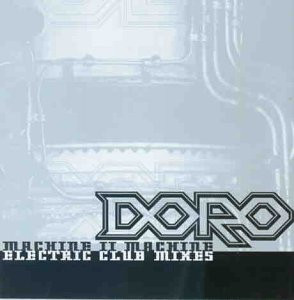 Doro - Machine II Machine Electric Cl