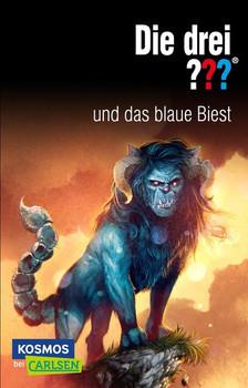 Die drei ???: und das blaue Biest - Hendrik Buchna  [Taschenbuch]