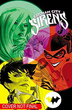 Gotham City Sirens Book Two - Calloway, Peter