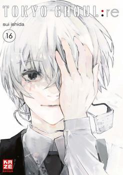 Tokyo Ghoul:re 16 - Sui Ishida  [Taschenbuch]