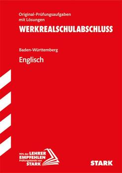 Original-Prüfungen Werkrealschulabschluss - Englisch 10. Klasse - BaWü [Taschenbuch]