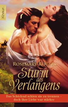 Sturm des Verlangens. - Rosemary Rogers