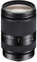 Sony 18-200 mm F3.5-5.6 LE OSS 62 mm Objectif (adapté à Sony E-mount) noir