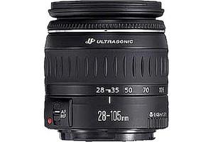 Canon EF 28-105 mm F3.5-4.5 USM II 58 mm Objectif (adapté à Canon EF) noir