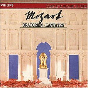 Hager - Die vollständige Mozart-Edition Vol. 22 (Oratorien, Kantaten)