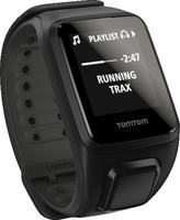 TomTom Runner 2 Cardio + Music (bracelet large) noir/anthracite