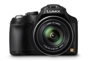 Panasonic Lumix DMC-FZ72 zwart