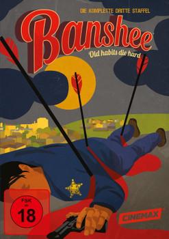 Banshee - Die komplette dritte Staffel [4 Discs]