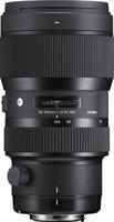 Sigma 50-100 mm F1.8 DC HSM 82 mm Objectif (adapté à Canon EF) noir