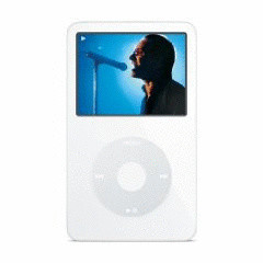 Apple iPod classic 5G 60GB bianco