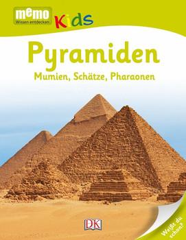 memo Kids. Pyramiden. Mumien, Schätze, Pharaonen [Gebundene Ausgabe]