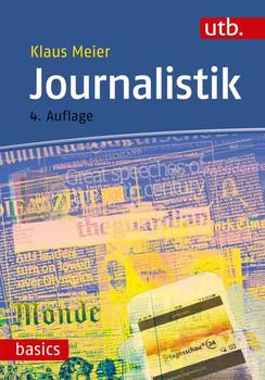 Journalistik - Klaus Meier  [Taschenbuch]