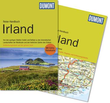 DuMont Reise-Handbuch Reiseführer Irland: mit Extra-Reisekarte - Dubilski, Petra