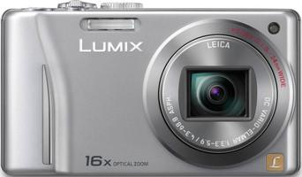 Panasonic Lumix DMC-TZ18 argent