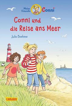 Conni-Erzählbände 33: Conni und die Reise ans Meer - Julia Boehme  [Gebundene Ausgabe]