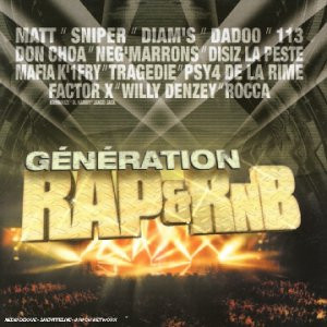 Various - Generation Rap & Rnb