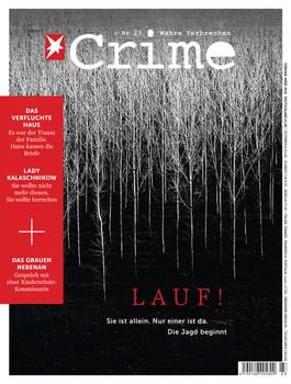 stern Crime - Wahre Verbrechen. Ausgabe Nr. 23 (01/2019) [Taschenbuch]