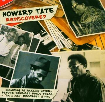 Howard Tate - Rediscovered